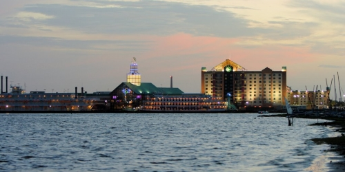North Myrtle Beach To Hilton Baltimore Maryland