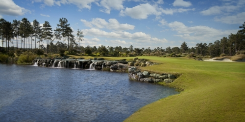NC's Brunswick Islands Golf