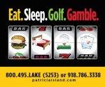 Patricia Island Golf Club