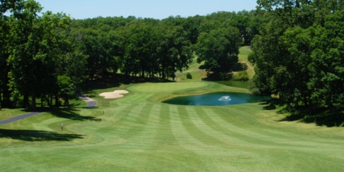 Featured Missouri Golf Course - Lake of the Ozarks
