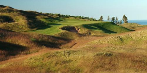 Arcadia Bluffs Golf Course