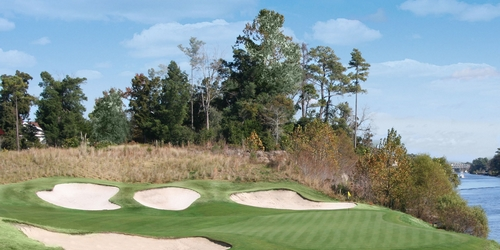 Barefoot Resort & Golf - Norman Course
