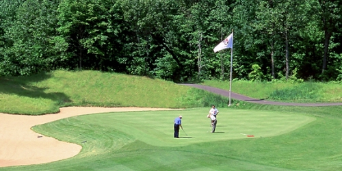 Featured Wisconsin Golf Course - Wi Dells