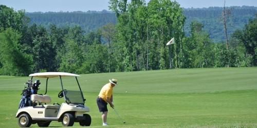 Eagles Nest Golf Course at Lake Guntersville State Park