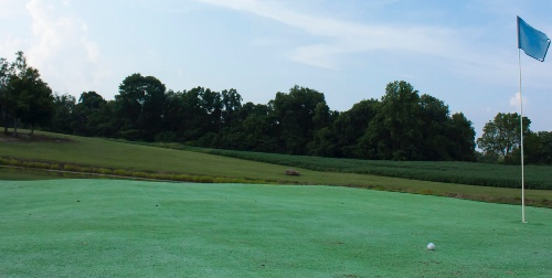 Elk Ridge - Golf and Guns