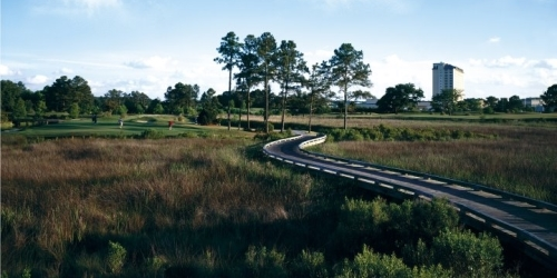 Travel Destination - Mississippi Golf Coast