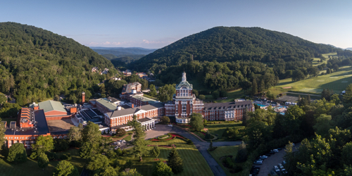 Travel Destination - Hot Springs, VA