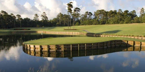 Travel Destination - TPC Sawgrass