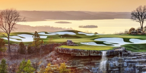 Top of the Rock Golf Course - Big Cedar Lodge