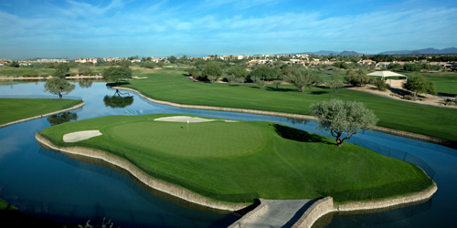 Travel Destination - TPC Scottsdale