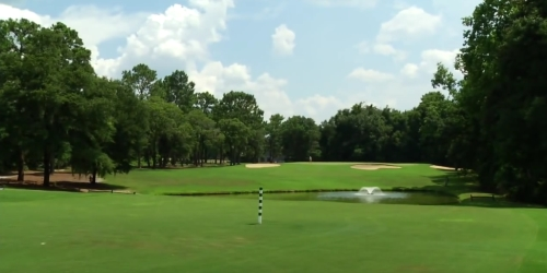 Wallace Adams Golf Course at Little Ocmulgee State Park