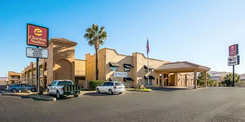 St. George Utah Clarion Suites