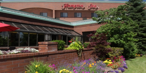 Hampton Inn Spokane Airport