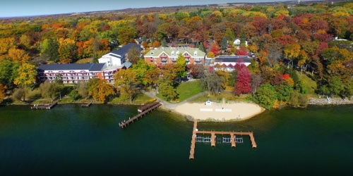 Green Lake Stay and Play - Heidel House Resort & Spa