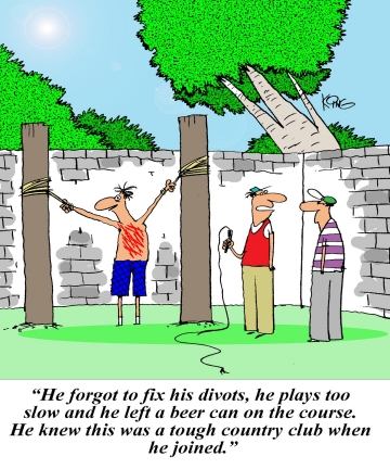 Golf Torture