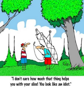 Great Golf Cartoons